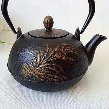 Żeliwo żaroodporne 1szt Dzbanek do herbaty