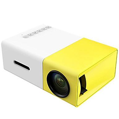 billige Projektorer-YG300 LCD LED Projektor 400 lm Brukerstøtte 1080P (1920X1080) 24-60 tommers / QVGA (320x240)