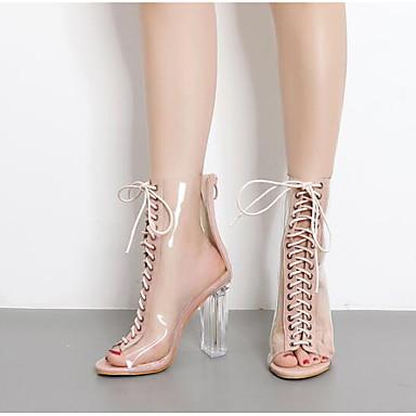 Amande 06668152 Eté Sandales Bottier Femme Polyuréthane Chaussures Talon Confort Noir n8gHvUx4