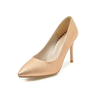 a0227da290 Women's Shoes Paillette Spring Comfort Wedding Shoes Stiletto Heel Pointed  Toe Sequin Gold / Silver / Pink