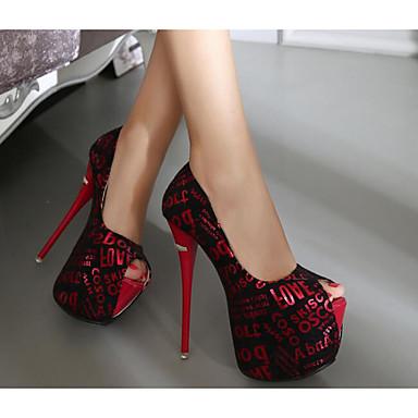 Basique Femme Aiguille Tulle Automne Vin Talons Talon Chaussures 06655439 Confort Escarpin à Chaussures Or Noir rvXq5r