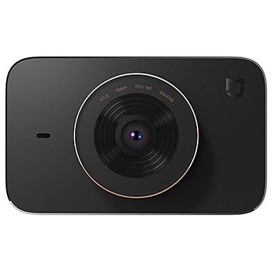 billige Bil-DVR-Mijia English Version 1080p Mini / Nattsyn Bil DVR 160 grader Bred vinkel CMOS 3 tommers Dash Cam med ADAS Nei Bilopptaker