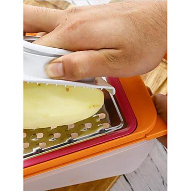 Narzędzia kuchenne PP Prosty / Wygodny uchwyt / Wielofunkcyjne Ręczny Wielofunkcyjne / dla owoców / warzyw 1 szt.