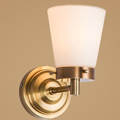 Lampade da parete Salotto / Camera da letto Metallo Luce a muro 220-240V 40 W del 6728130 2019 a ...