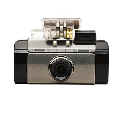 Anytek G200 2160p Dual Lens Car DVR 160 Grade Unghi larg 2.7 inch Dash Cam cu WIFI / GPS / G-Sensor Car recorder / Mod de Parcare