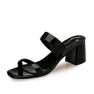 Femme Noir été Bride Chaussures Mariage Polyuréthane Blanc Arrière amp; Evénement 06766406 Sandales Printemps A Talon Soirée Bottier xrTxPtqHw