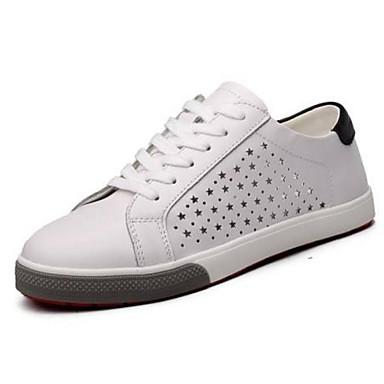 Talon Femme Nappa Confort Plat Printemps Bout Cuir Rouge fermé Basket Chaussures Noir 06769660 été CwwqZp0
