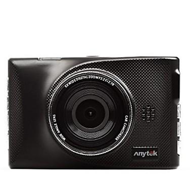 Anytek Q99C 1080p Pimeänäkö Auto DVR 170 astetta Laajakulma 3 inch Dash Cam kanssa G-Sensor / Pysäköintitila / Jatkuva tallennus