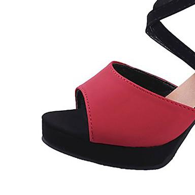 06717749 Wine Mujer Zapatos Verano Básico Pump Negro Sandalias Tacón Aterciopelado Stiletto Srvq4wzSx