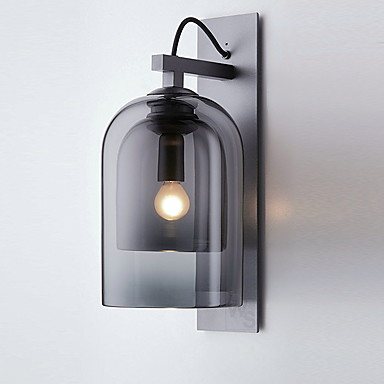 Model nou Modern / Contemporan Becuri de perete Sufragerie / Coridor Metal Lumina de perete 220-240V 9 W / E27
