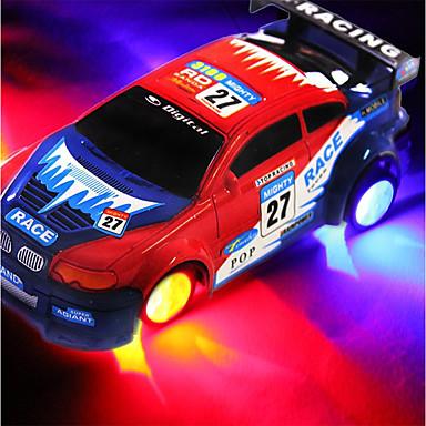 RC Car 4CH Drift Mașină / Înaltă Viteză 1:24 Motor electric cu Perii KM / H cu LED-uri