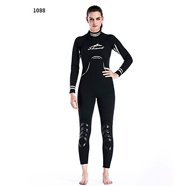 61e2fc9a72 Women s Full Wetsuit 3mm SCR Neoprene Diving Suit Anatomic Design ...
