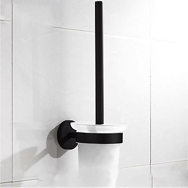 Set Accesorii Baie / Suport Perie Toaletă Model nou / Creative Contemporan / Antichizat Oțel inoxidabil 1 buc - Baie Montaj Perete