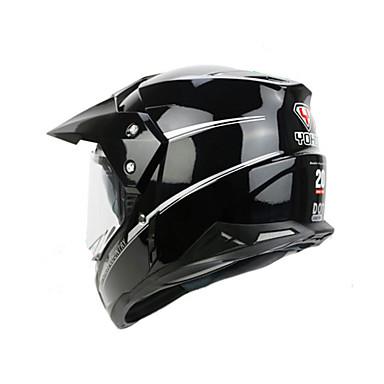 YOHE YH-628A Full Face Adulți Unisex Motociclete Casca Termică / Cald / Respirabil / Deodorant