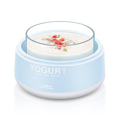 Producător de iaurt Model nou / Complet automat Oțel inoxidabil / ABS Mașină pentru iaurt 220 V 3.7 W Tehnica de bucătărie
