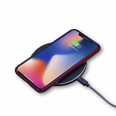 PULIERDE Încărcător Wireless Încărcător USB Universal Încărcător Wireless 1 Port USB 1 A / 1.5 A DC 9V / DC 5V pentru iPhone X / iPhone 8 Plus / iPhone 8