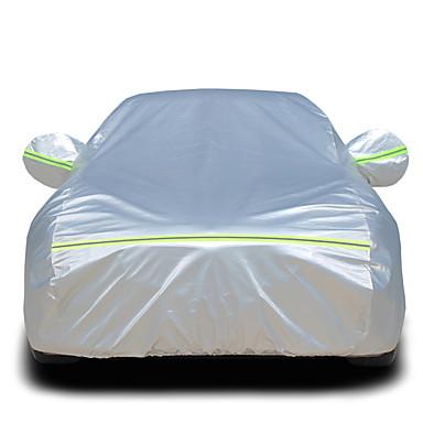 Cijeli Pokrivenost Auto pokriva Koža / Aluminijski film Zamišljen / Protiv krađe For Toyota Munja Sve godine For Sva doba