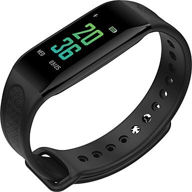 Brățară inteligent B26S pentru Rezistent la apă / Măsurare Tensiune Arterială / Calorii Arse / Standby Lung / Touch Screen Pedometru / Reamintire Apel / Monitor de Activitate / Sleeptracker / Memento