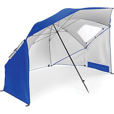 Naturehike واقي للتخييم في الهواء الطلق مقاوم للأشعة فوق البنفسجية SPF35 طبقة واحدة خيمة التخييم 1500-2000 mm إلى شاطئ Camping / Hiking / Caving قماش اكسفورد 240*240*200 cm