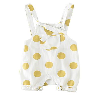 Bebelus Fete De Bază Buline Salopetă / Copil