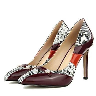 amp; Aiguille Eté Confort Polyuréthane fermé 06764602 Soirée Femme Chaussures Talons Bout Marron Chaussures Evénement Talon à xagOTqFw