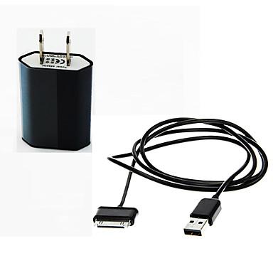 Prenosivi punjač USB punjač US utikač / USB sa kabelom / Multi-izlaz / QC 3.0 2 USB portova 2.1 A 100~240 V za