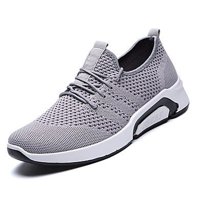 homme / femme chaussures confort de 《 les chaussures d'athlétisme (polyuréthanne) les chaussures de confort marche noir / gris 《 techniques modernes 4a6ca3