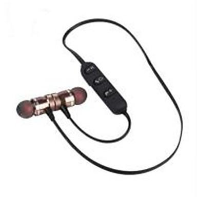 st009 U uhu Bez žice Slušalice Auto Sleep / Wake Up Alumnium Alloy mobitel Slušalica S mikrofonom / S kontrolom glasnoće / Magnet atrakcija Slušalice