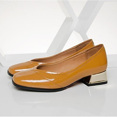 Talon Confort 06833386 Eté Nappa Chaussures Cuir Marron Ballerines Bout fermé Bottier Noir Femme nxwRYZq