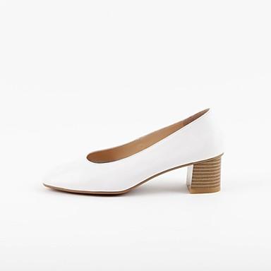Basique Bottier Chaussures à 06833265 Foncé Blanc Talons Eté Nappa Cuir Femme Chaussures Brun Talon Escarpin Amande gXq1TfTHy