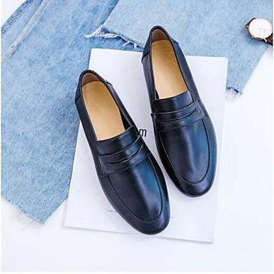 Eté 06833124 Confort Femme Mocassins Printemps Noir fermé Vert D6148 Chaussons Cuir et Chaussures Chameau Nappa Talon Bout Plat IXqTX