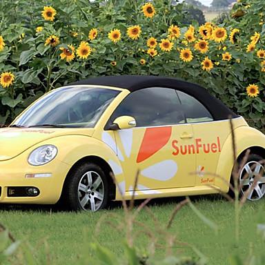 žuta Naljepnice za auto Crtići Vrata za vrata Životinja Naljepnice