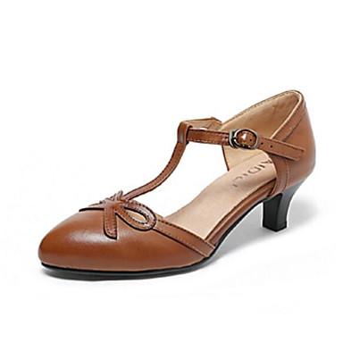 Noir 06793129 blanc Confort Foncé Chaussures Chaussures Nappa Femme Talons Escarpin Basique Talon Cuir Printemps Brun à Bottier Ow7BqBn1a