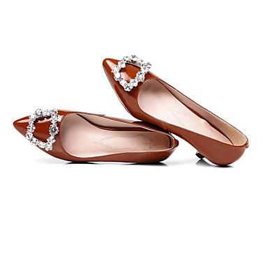 Printemps Heel Nappa 06793163 à Brun Basique Confort Cuir Escarpin Chaussures claire Talons Kitten Femme Chaussures Noir tPwEpqg