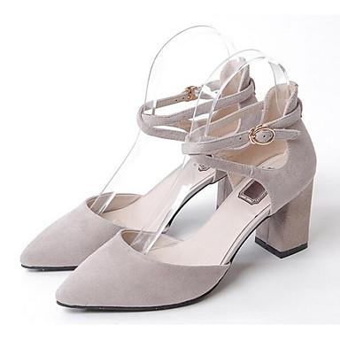 Confort Rose Nappa Printemps Femme Cuir Bottier Amande Talon à Chaussures 06832068 Chaussures Noir Talons IwEPxF