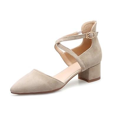 Talons Chaussures Confort Beige à 06840553 Bottier été Daim Chaussures Femme Talon Printemps Noir n0xwqfdTdO
