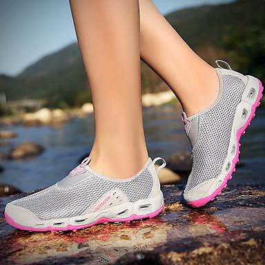 Maille Eté Tendances d'Athlétisme Violet Talon Chaussures Chaussures Femme 06827406 Plat Chaussures Confort Gris 5Ex0wnSgq