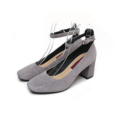 Daim Talons Chaussures Rose Confort Bottier Noir à Chaussures Rouge Talon Femme 06776317 Eté YIf5P