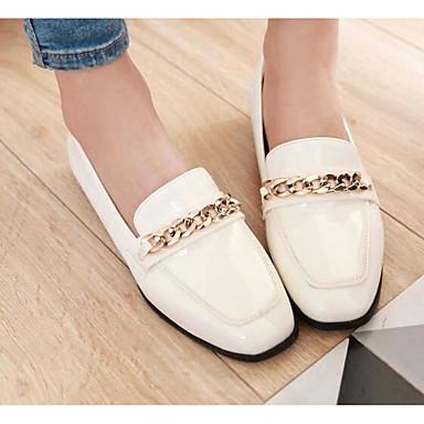 les chaussures de confort des mocassins et cuir feuillet printemps ons faible printemps feuillet talon noir beige bourgogne 1938f5
