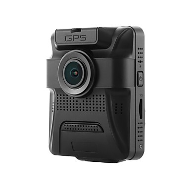 cheap Car DVR-GS65H 480p / 720p / 960p HD / Night Vision Car DVR 150 Degree / 130 Degree Wide Angle 12 MP 2.4 inch LCD Dash Cam with GPS / Night Vision / G-Sensor No Car Recorder / 1080p / Loop recording