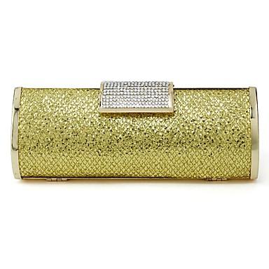 37011bc0bb Γυναικεία Τσάντες PVC Βραδινή τσάντα Γκλίτερ Χρυσό