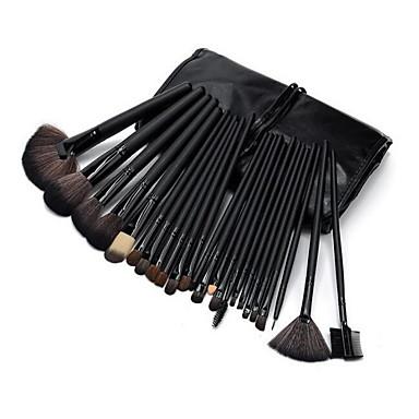 32pcs Makeup Bürsten Professional Make - Up Pinselset Pony Bürste / Künstliches Haar / Pferde Antibakteriell / Kunstfaser Pinsel