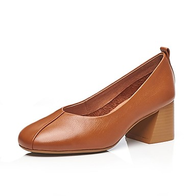 Talons Confort Talon Noir Bottier Chaussures Femme Chaussures Eté Marron Escarpin à Cuir Basique 06846236 Beige 4qwwAtUz8n