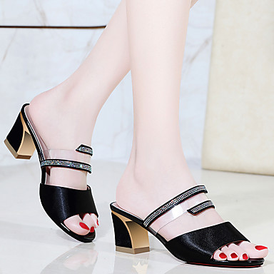 Eté Sandales synthétique Talon D'Orsay Deux Or 06858472 Bottier Chaussures Femme Matière Noir amp; Pièces 8tnwSx1qZ