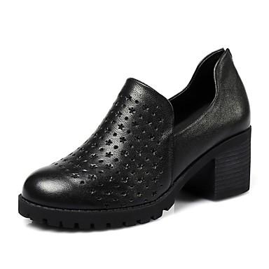 D6148 et Printemps Bottier Mocassins Noir Marron Chaussures Femme Chaussons Daim Talon 06862533 Confort été EpnYx8fqg