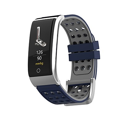 olcso Aktivitásmérő pántok, csíptetők, karkötők-JSBP E08 Női Intelligens karkötő Android iOS Bluetooth Sportok Vízálló Szívritmus monitorizálás Vérnyomásmérés Érintőképernyő EKG + PPG Lépésszámláló Hívás emlékeztető Testmozgásfigyelő Alvás