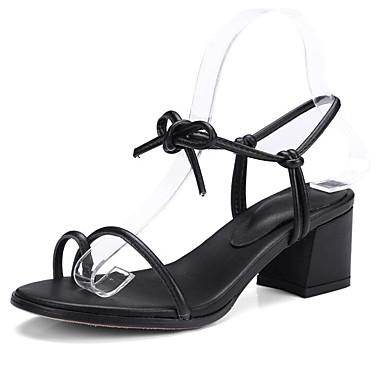 Femme Eté Confort Chaussures Sandales Talon 06849980 Nappa Rose Noir Bottier Cuir wRwgHxqB