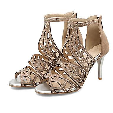 Véronèse Vert Eté Noir Chaussures Amande Basique Femme Confort Aiguille Matière Sandales synthétique Escarpin 06849788 Talon PAqwx7wZtT