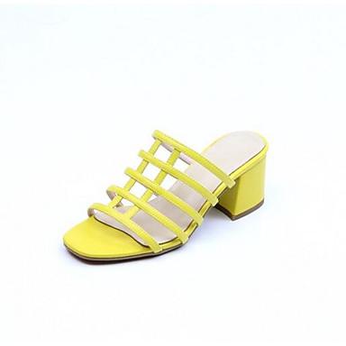 Femme Bottier Eté Sandales Beige Cuir Nappa Chaussures Confort Noir 06862011 Jaune Talon F44q1BxwZ