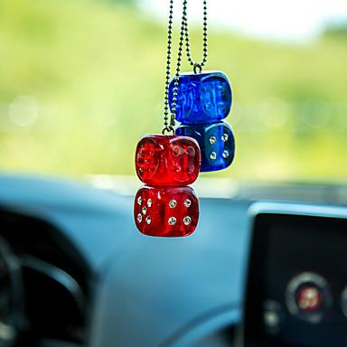 voordelige Auto-interieur accessoires-Rammantic Auto-luchtreinigers Standaard / Decoratie Auto parfum Muovi / Olie Verwijder ongebruikelijke geur / Aromatische functie